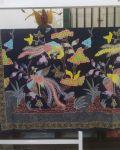 Batik Kampung Katak Motif Burung Phoenix
